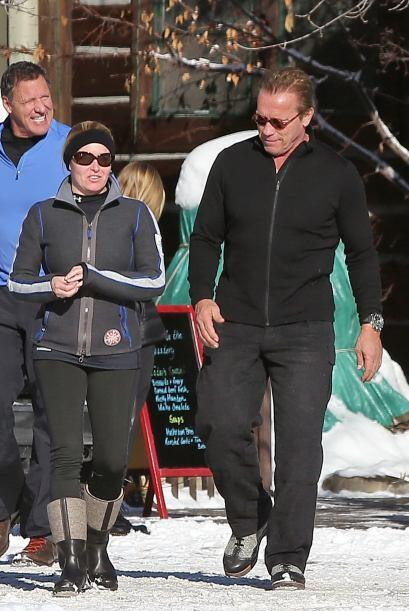 Patrick y su novia Miley Cyrus llamaron especialmente la atención.