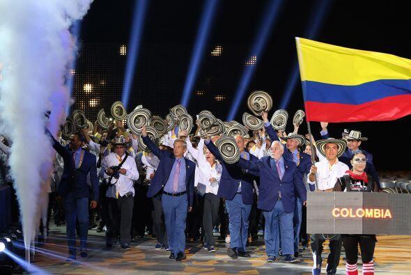 Espectacular inauguración de Panamericanos 03aac0544aa7455baab755427eeaf...