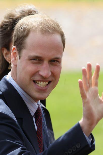 En la extensa lista aparece el príncipe Guillermo de Inglaterra, quien e...