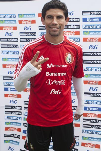 Jonny Magallón.- Ante la ausencia de Héctor Moreno, la juventud de Diego...