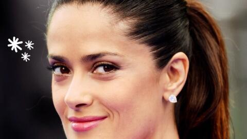 La actriz mexicana relanza su línea de belleza llena de nutriente...