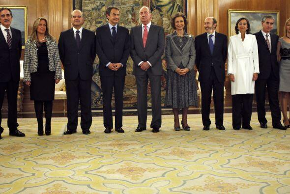 El gobierno español ve el comunicado de la organización 'c...