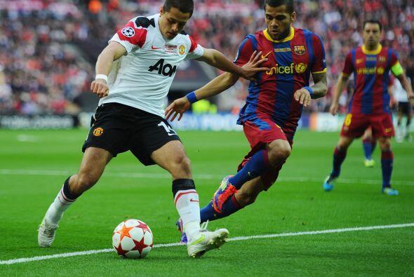 Como broche de oro disputó la final de la UEFA Champions League. Le tocó...