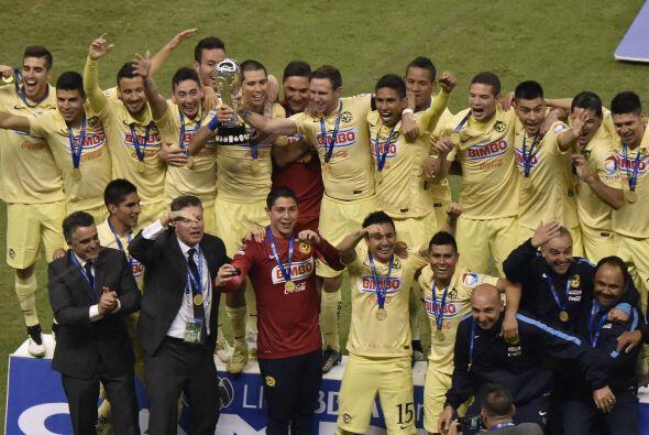 El Apertura 2014 fue redondeado con la obtención de su segundo campeonat...
