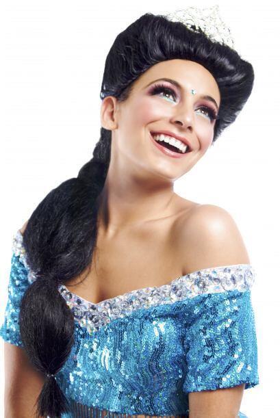 También pudo encarnar a una de las princesas más bellas de Disney en la...