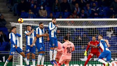 Este es el once ideal de la Liga de España después de la Jornada 15