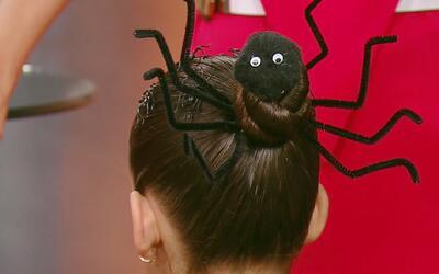 ¡Con los pelos de punta! Peinados infantiles para este Halloween