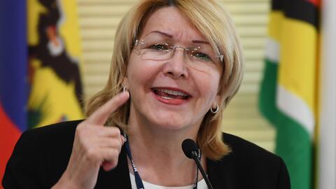 Las denuncias que hasta el momento ha hecho la exfiscal de Venezuela con...