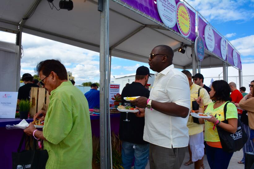Cientos disfrutaron del South Beach Wine and Food Festival 2016 DSC_6230...