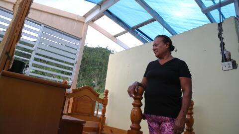Se estima que 250,000 residencias sufrieron daños totales y parci...