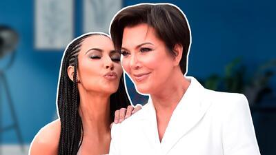 Esto fue lo que Kris Jenner le dijo a Kim Kardashian para que dejara de consumir éxtasis