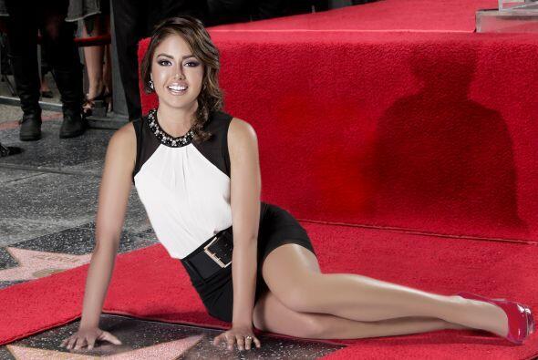 """""""Nuestra Belleza Latina ha sido una experiencia espectacular. Aparte de..."""