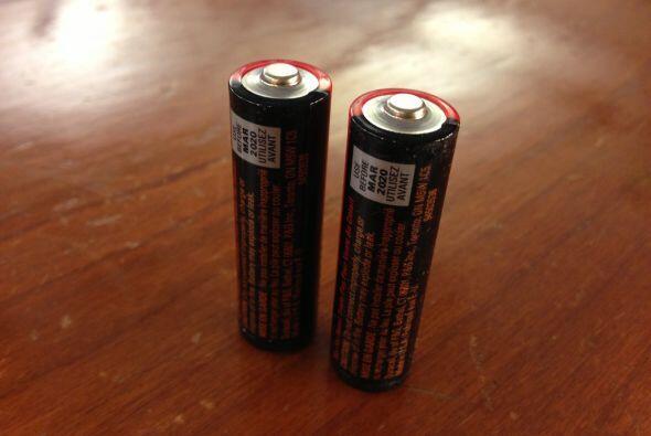 3. Baterias