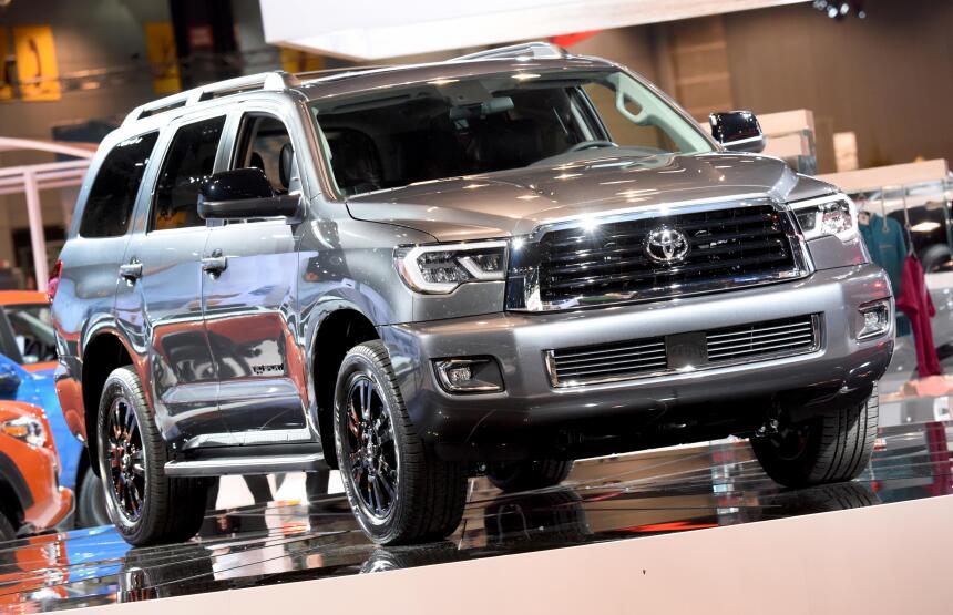 Los 'Trucks' del Auto Show de Chicago 2017CAS_2018_Toyota_Sequoia_TRD_Sp...