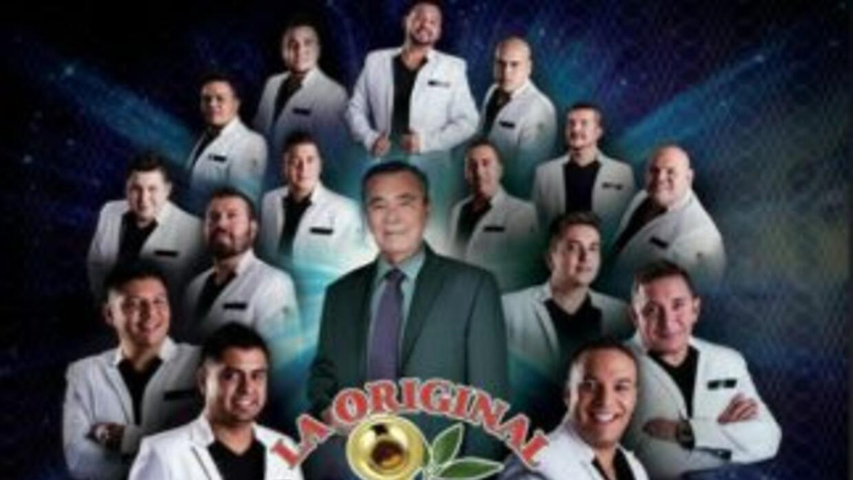 La Original Banda el Limón celebra 50 años con el disco Medio Siglo. **F...