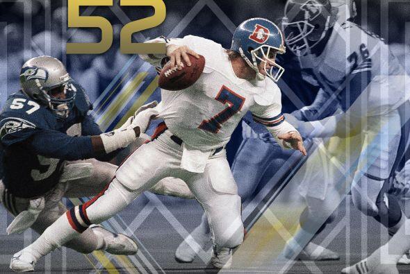 2. Rivales conocidos: Los Broncos y los Seahawks han chocado 52 veces en...