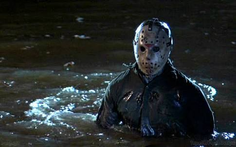 Jason Voorhees, de la saga de 'Viernes 13', es uno de los monstruos m&aa...