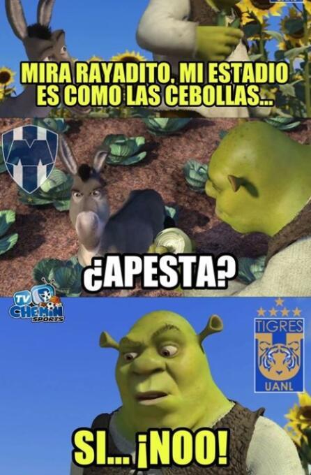 Memes Tigres campeon Apertura 2017