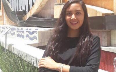 Mara Castilla tenía 19 años de edad y era estudiante de Ci...