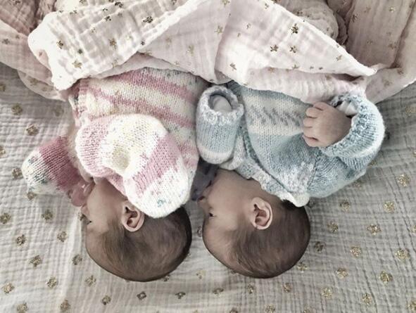 Ludwika Paleta gemelos