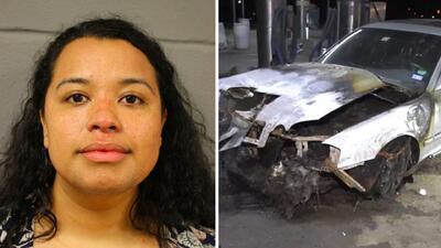 Ana Segovia fue arrestada y enfrenta tres cargos de agresión con...