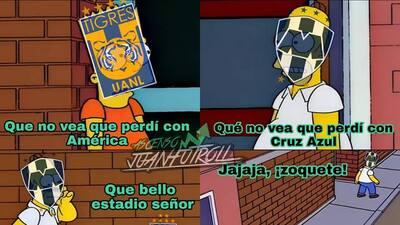 Memelogía: los equipos de Monterrey se llevan las burlas por caer con Cruz Azul y América