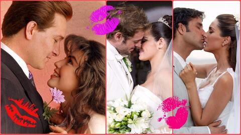 Los actores que dan los mejores besos