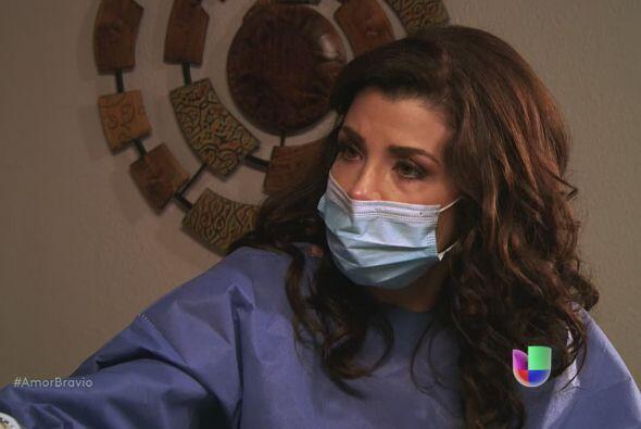 Miriam quiere quedarse en La Malquerida para acompañar a Daniel,...