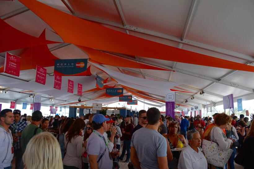 Cientos disfrutaron del South Beach Wine and Food Festival 2016 DSC_6246...