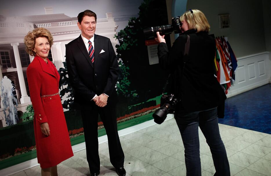Matrimonio Reagan