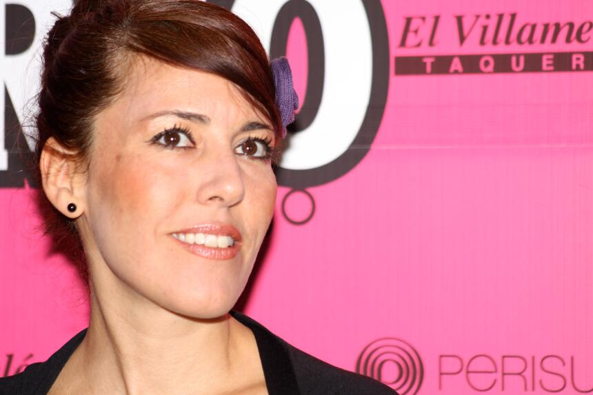 Stephanie Salas regresó con bombo y platillos a las teleseries