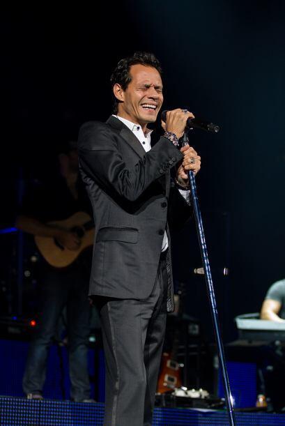 El salsero de origen puertorriqueño paso por Chicago con su gira mundial...