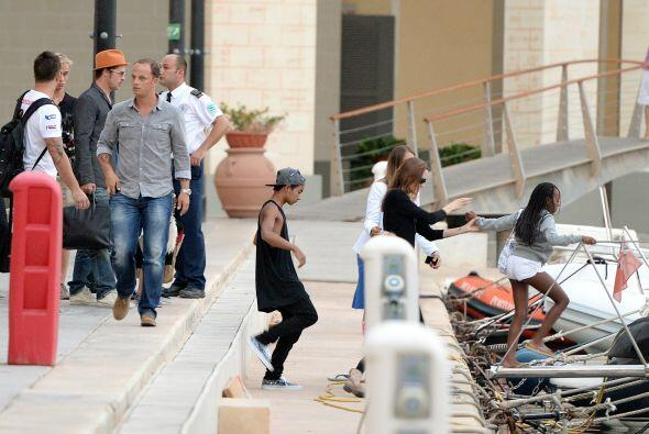 Brangelina en Malta