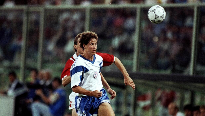 Panamá venció a Honduras en el duelo de técnicos colombianos 1990.jpg