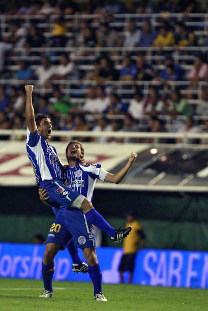 Pero el goleado fue Boca  sorprendido por el 4-1 del conjunto mendocino...