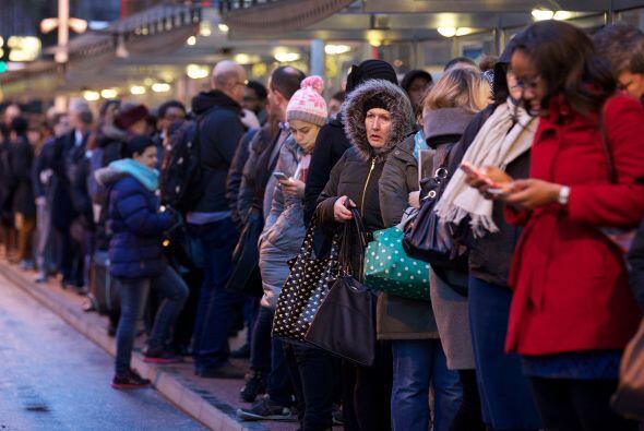 Se espera una gran congestión de tráfico a las horas pico del día.