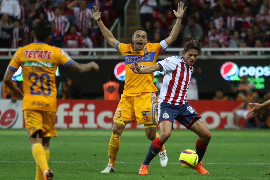 Santos, Toluca y Tigres copan el podio tras la Jornada 12 del Clausura 2...