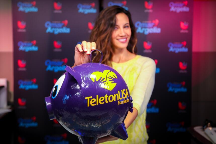 El equipo de K-love está muy feliz de seguir haciendo parte de Teletón U...