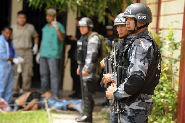 En Honduras, el gubernamental Comisionado de Derechos Humanos proyectó q...