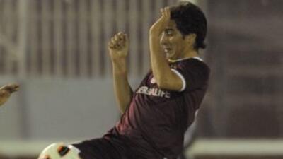 Lanús pudo resurgir y rescató un punto tras igualar 2-2 con Quilmes juga...