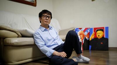 En fotos: Las desgarradoras historias de escape y sobrevivencia de los desertores de Corea del Norte