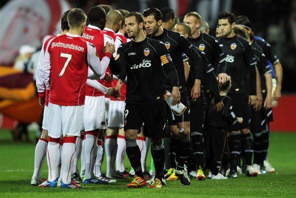 Más complicado lo tendrá el Valencia, que perdió en la ida (2-1) la sema...