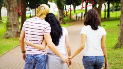 ¿Es posible el matrimonio de tres integrantes?