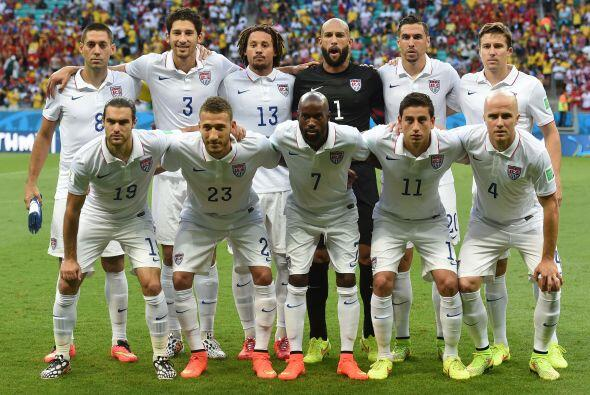 Tras tener una Buena participación en Brasil, la selección de Estados Un...