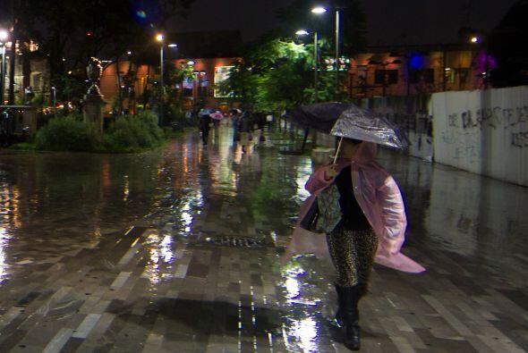 También se esperan lluvias fuertes en Jalisco, Aguascalientes, Gu...
