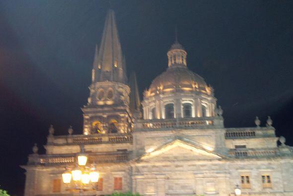 La Catedral Basílica de la Asunción de María Santísima, fue la postal pe...