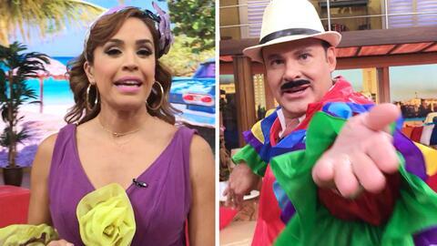 Detrás de cámaras: Karla tuvo mucha comezón y Alan se compara con Antoni...