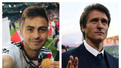 Flamante campeón de la Copa Libertadores, 'Pity' Martínez confirmó su inminente arribo a MLS