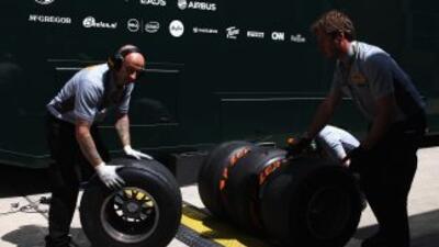 Pirelli busca soluciones.