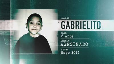 La Huella de un Crimen: Los ocho meses de torturas infames que llevaron a Gabrielito a la muerte